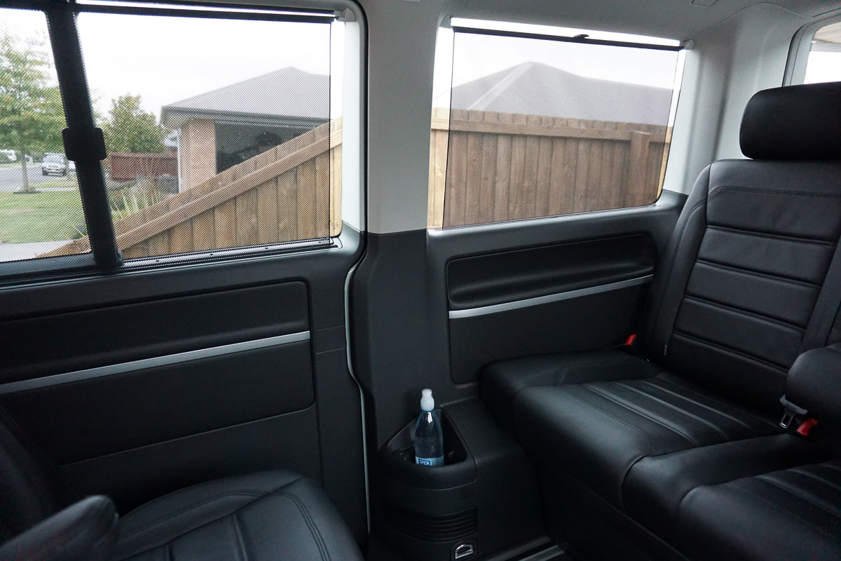 Volkswagen Multivan Highline Window Blinds