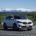 The 2018 Kia Sorento Premium in white in front of mountains